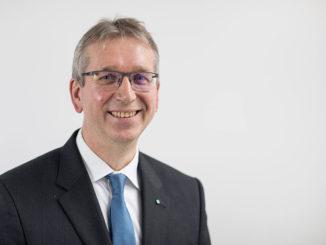 Dr. Reinhard Grandke, Hauptgeschäftsführer der DLG (Deutsche Landwirtschafts-Gesellschaft), Frankfurt am Main